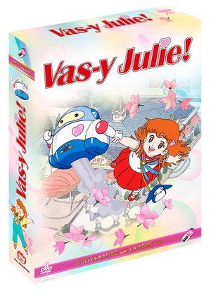 Vas-y Julie ! Série TV animée