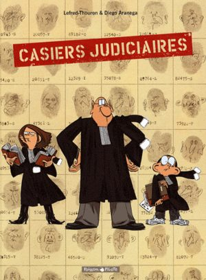 Casiers judiciaires