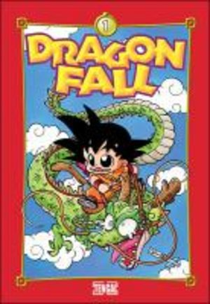 Dragon Fall Global manga