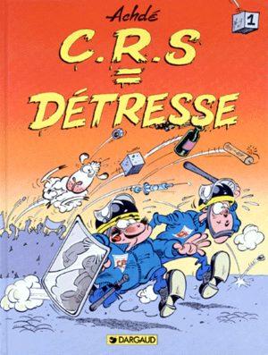 CRS = détresse