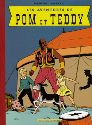 Les aventures de Pom et Teddy