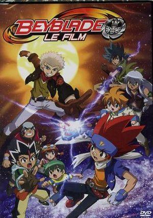 Beyblade Métal Fusion - Le Film Série TV animée