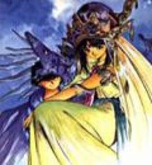 3x3 Eyes : Legend of the Divine Demon OAV
