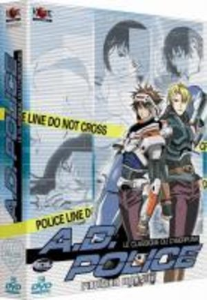A.D. Police Série TV animée