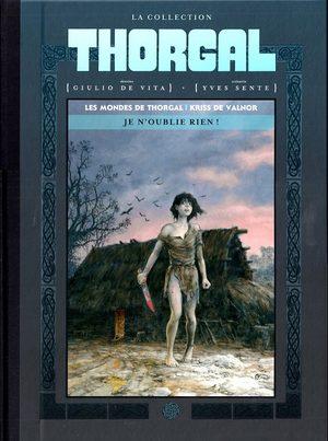 Les mondes de Thorgal - Kriss de Valnor