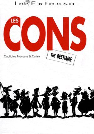 Les cons, the bestiaire
