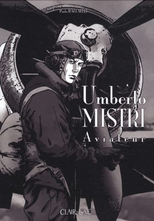 Umberto Mistri aviateur