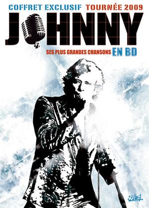 Les chansons de Johnny en BD