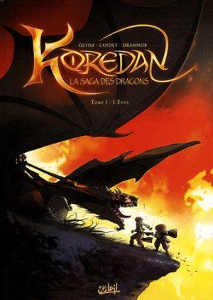 Koredan, la saga des dragons