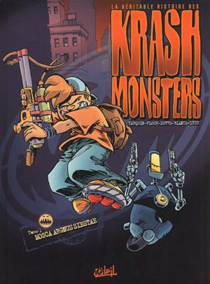 Krashmonsters