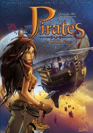 Pirates des 1001 lunes