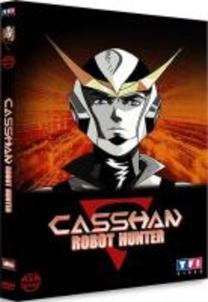 Casshan - Robot Hunter