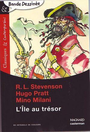 L'île au trésor, de Robert Louis Stevenson (Pratt)