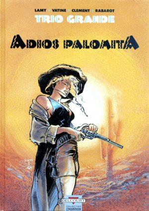 Trio grande - Adios Palomita