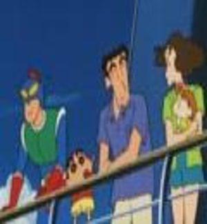 Crayon Shin-chan : Film 08