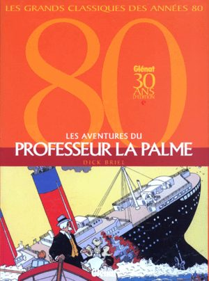 Les aventures du Professeur La Palme