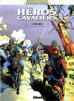 Les héros cavaliers BD