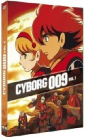 Cyborg 009 - The Cyborg Soldier Série TV animée