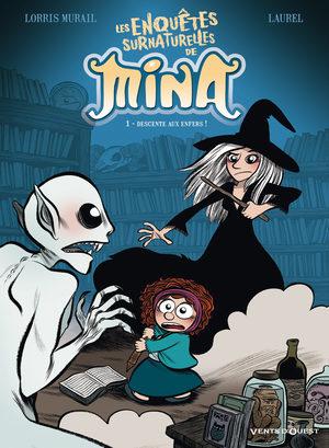 Les enquêtes surnaturelles de Mina
