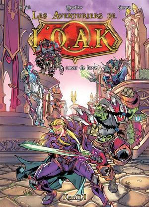 Les aventuriers de l'O.A.K