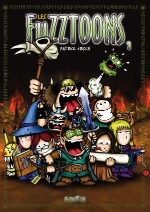Les Fuzztoons