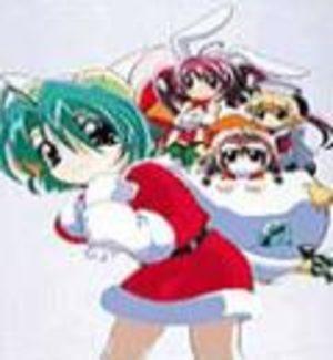 Di Gi Charat - Christmas Special Artbook