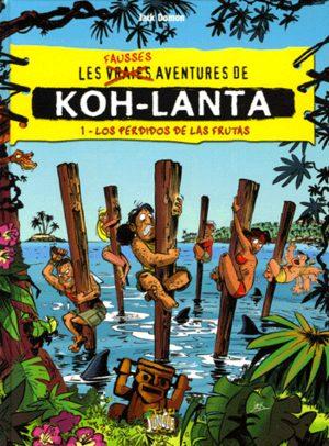 Les fausses aventures de Koh-Lanta