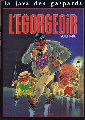 La java des Gaspards BD