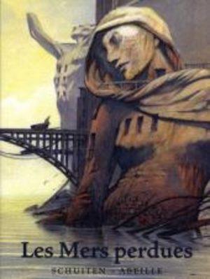 Les Mers perdues Livre illustré