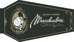 Macchabée strips BD