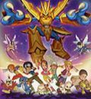 Digimon : Film 2 - Bokura no War Game Manga