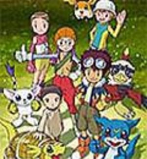 Digimon - saison 2 Film
