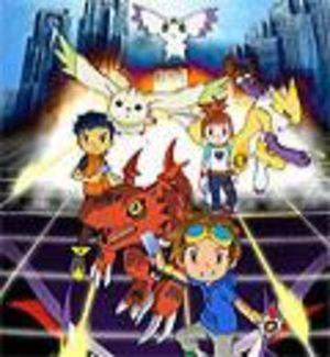 Digimon - saison 3 Série TV animée