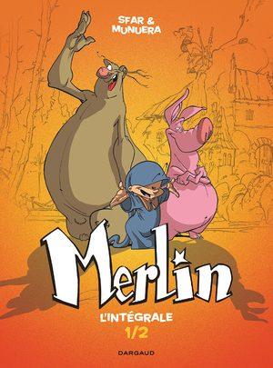 Merlin (Munuera)
