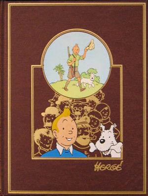 L'oeuvre intégrale d'Hergé