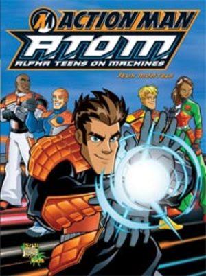 Action Man A.T.O.M. Série TV animée
