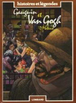 Gauguin et Van Gogh