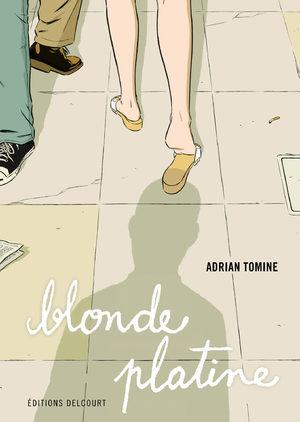 Blonde platine