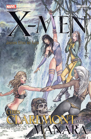 X-Men - Jeunes filles en fuite
