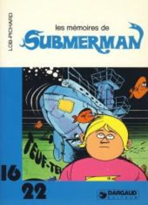 Submerman (Pichard)