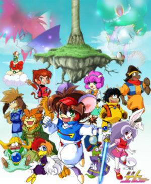 Eto Ranger Série TV animée