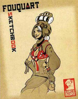Sketchbook - Fouquart