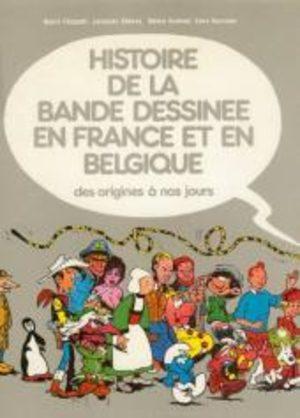 Histoire de la bande dessinée en France et en Belgique