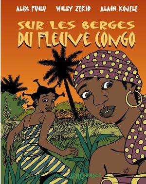 Sur les berges du fleuve Congo