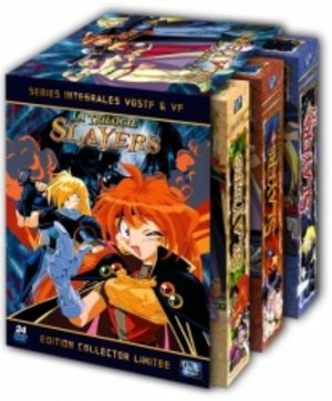 Slayers Série TV animée