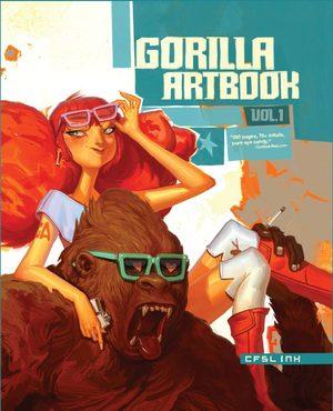 Gorilla Artbook