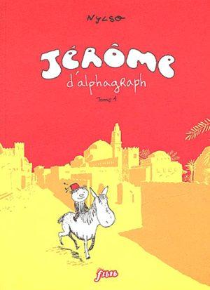 Jérôme d'alphagraph'