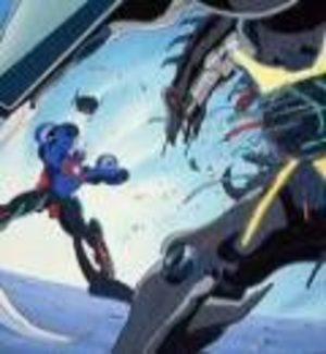 Getter Robo Go Manga