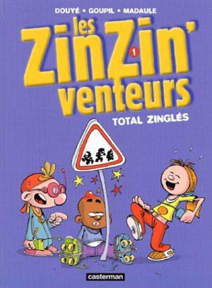 Les Zinzin'venteurs BD