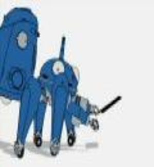 Ghost in the Shell : Stand Alone Complex - Tachikoma Special